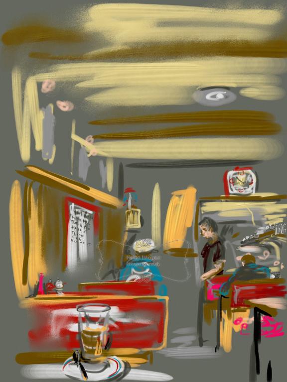 Oldest Cafe in Edinburgh Quick & Plenty