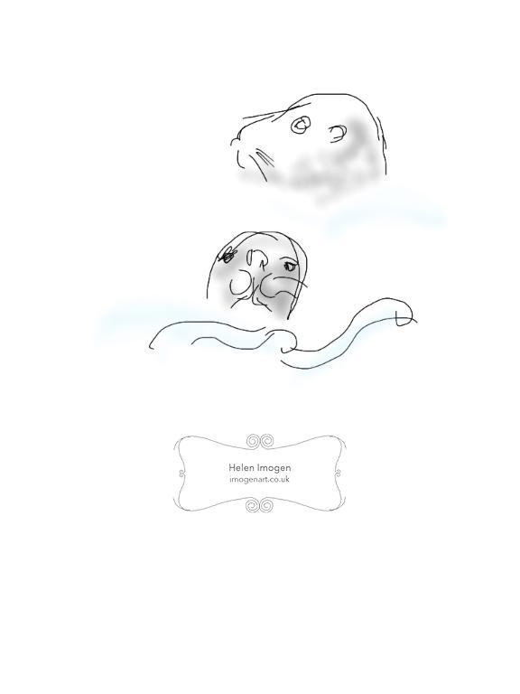 Seal head bobbing