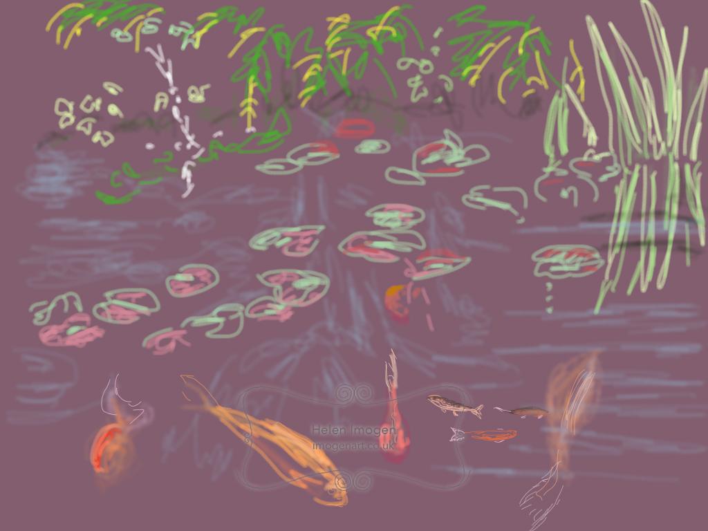 More goldfish